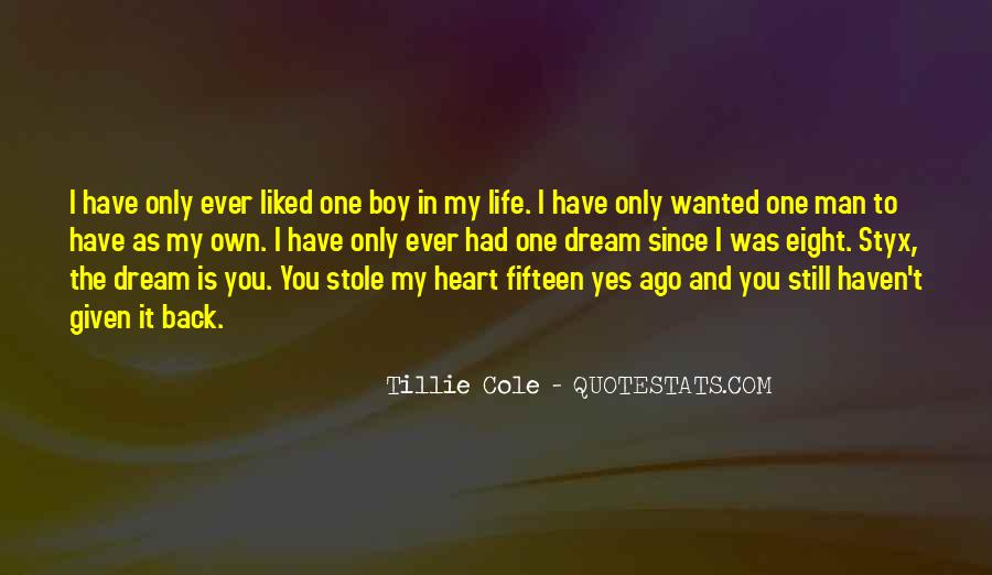 Tillie's Quotes #1285094