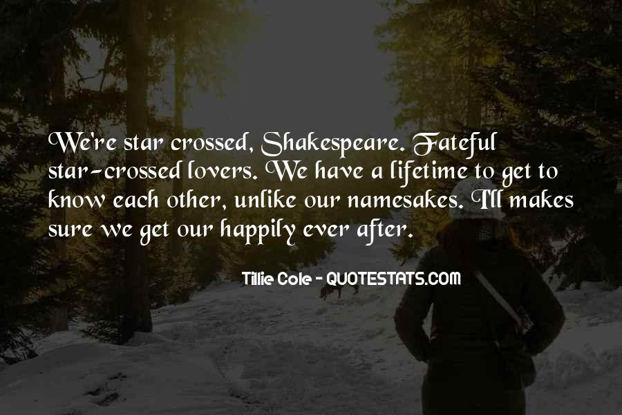 Tillie's Quotes #1378269