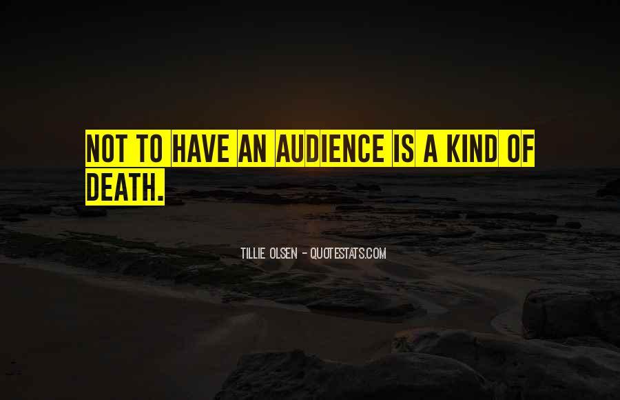 Tillie's Quotes #177076