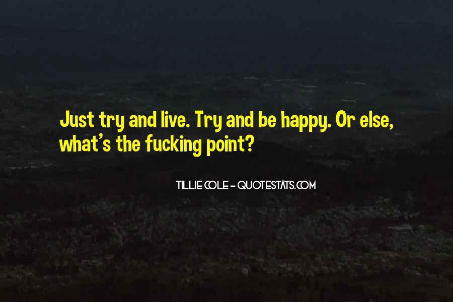 Tillie's Quotes #1835928