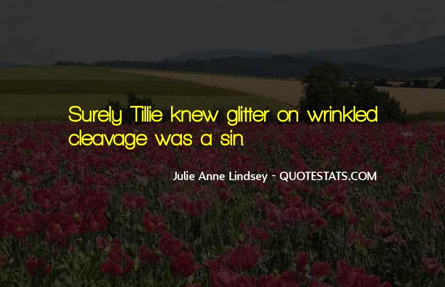Tillie's Quotes #258574