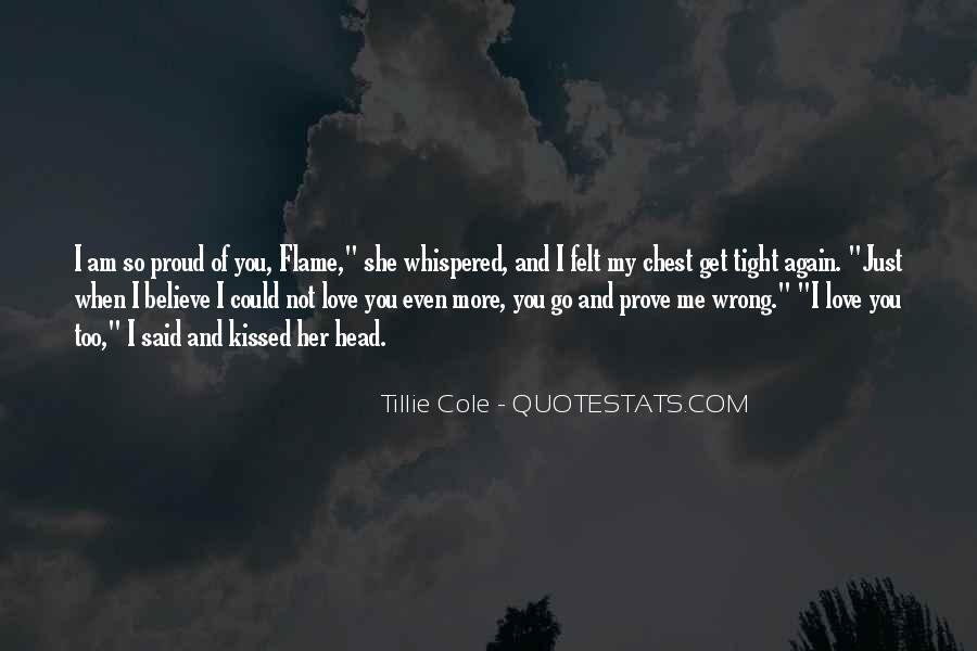 Tillie's Quotes #703993