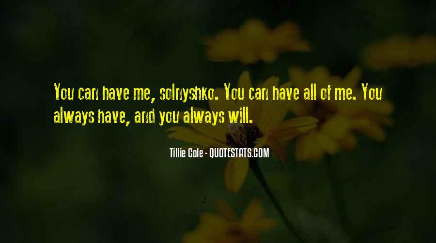 Tillie's Quotes #727966