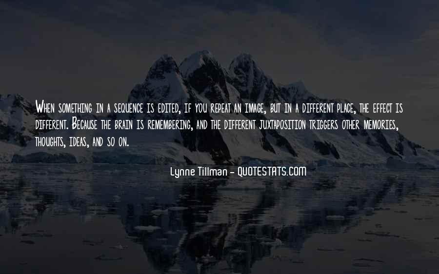 Tillman's Quotes #1058745