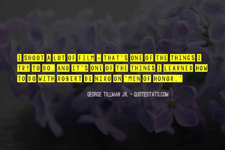 Tillman's Quotes #1075526