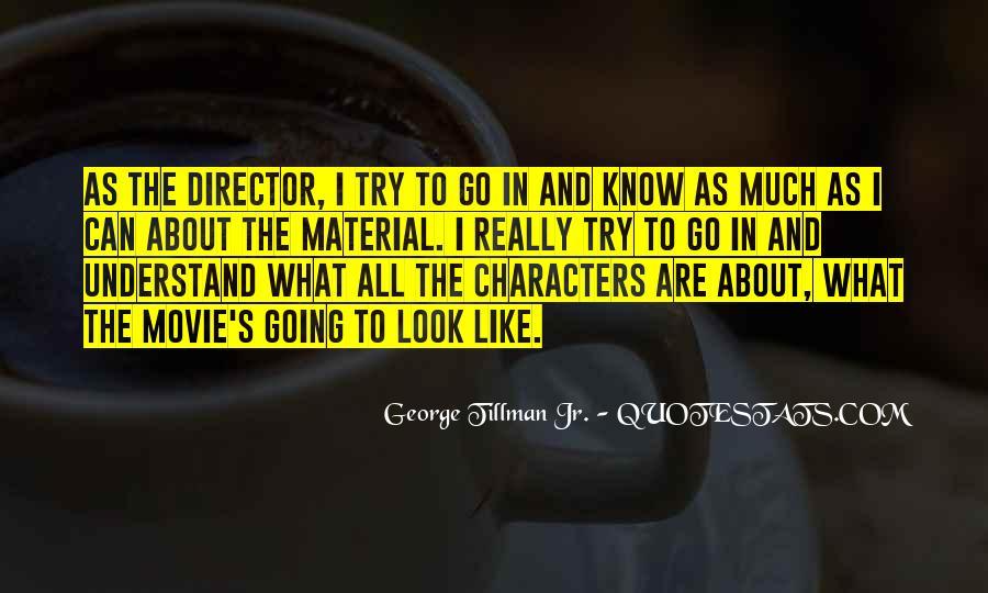 Tillman's Quotes #1195878