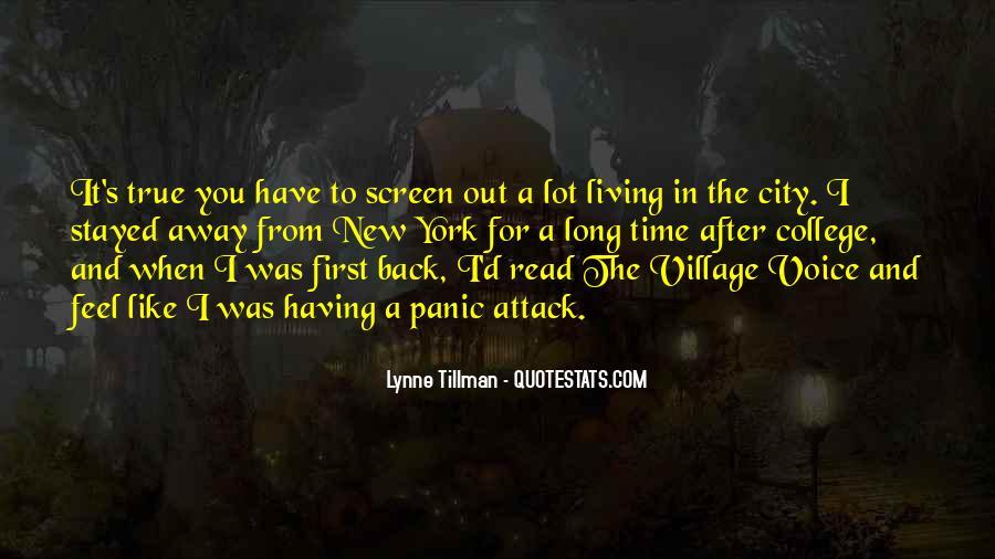 Tillman's Quotes #1776848