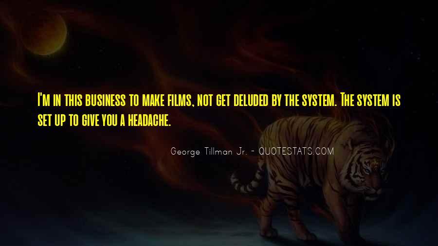 Tillman's Quotes #19972