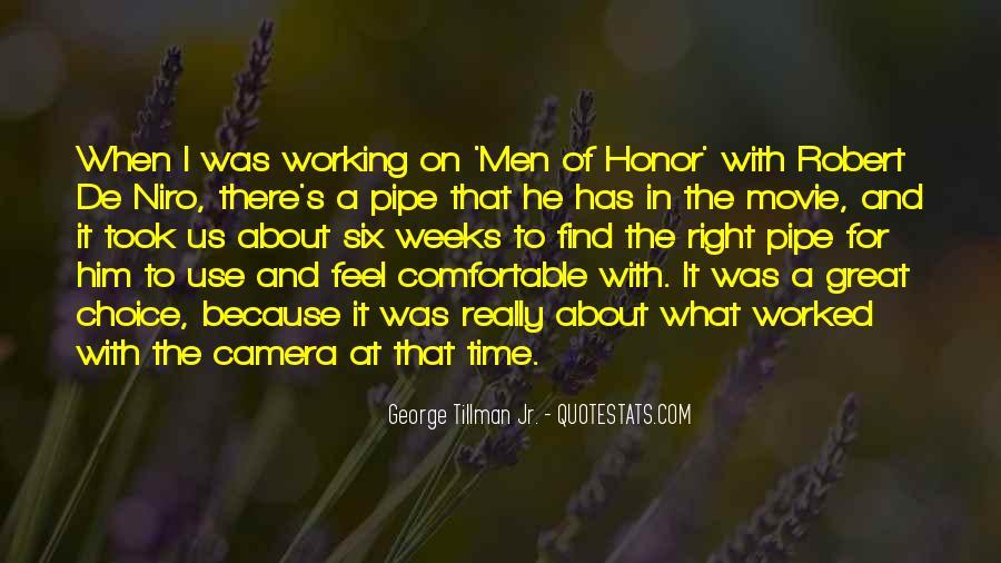 Tillman's Quotes #30532