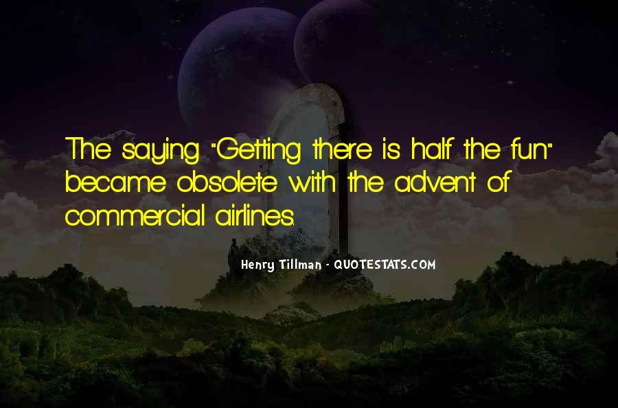 Tillman's Quotes #362146