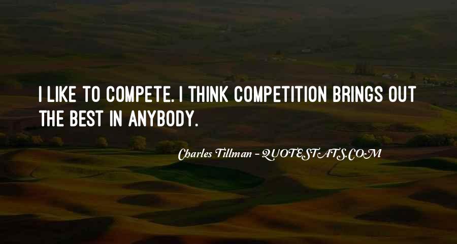 Tillman's Quotes #51101