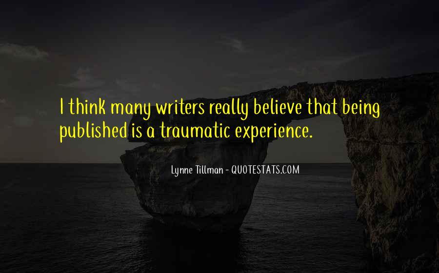Tillman's Quotes #60398