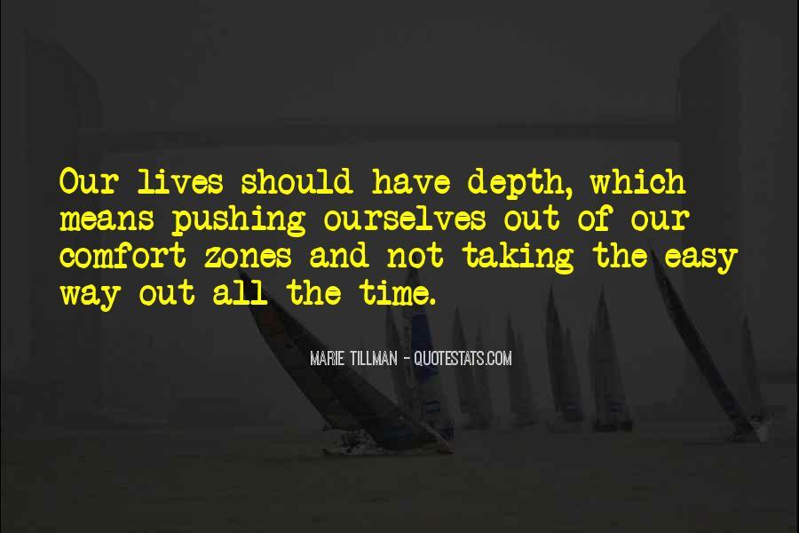 Tillman's Quotes #664682