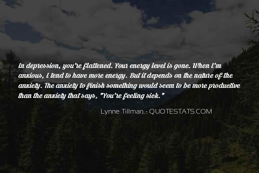 Tillman's Quotes #736283