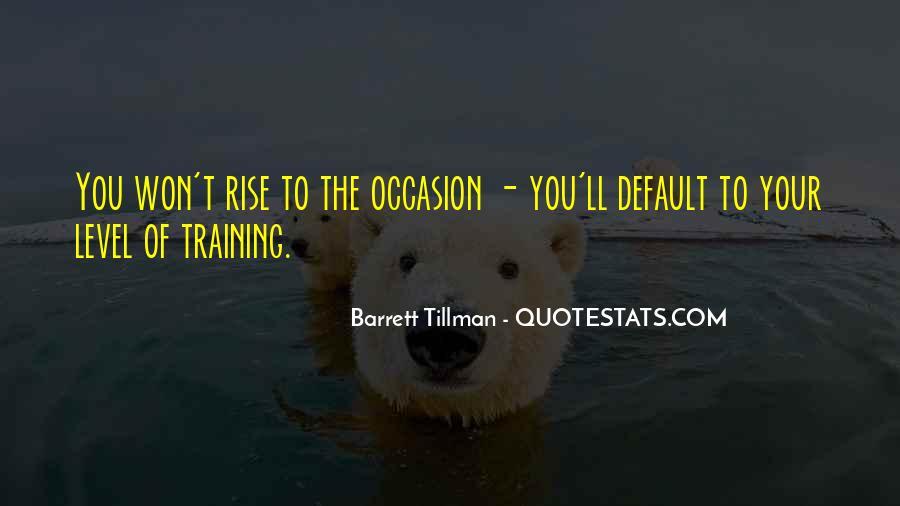 Tillman's Quotes #898378