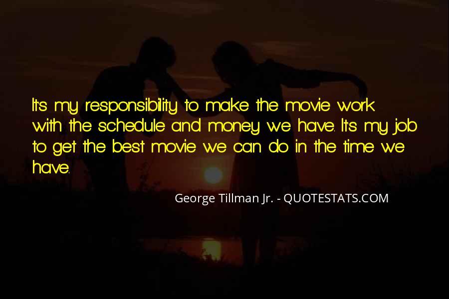 Tillman's Quotes #916276