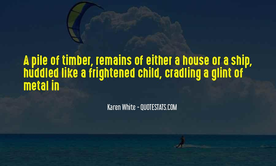 Timber'd Quotes #108806