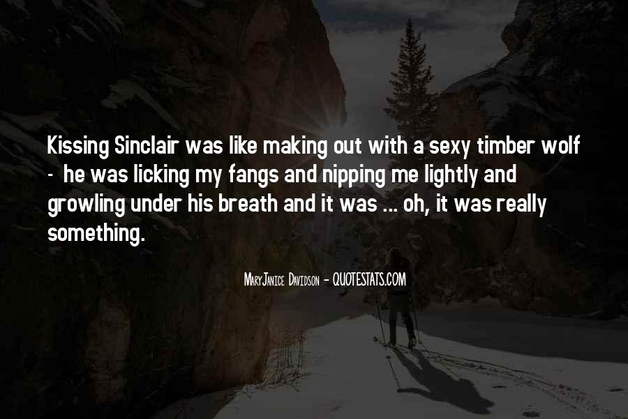 Timber'd Quotes #1144675