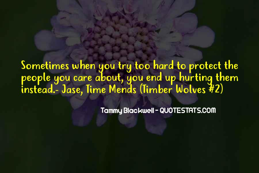 Timber'd Quotes #124970