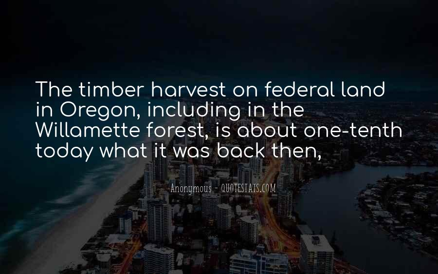 Timber'd Quotes #1452781