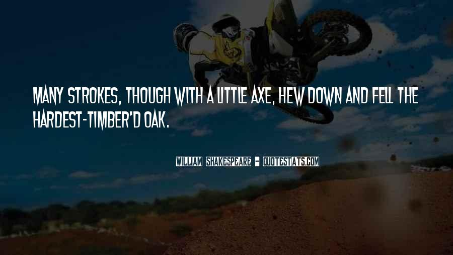 Timber'd Quotes #1499449