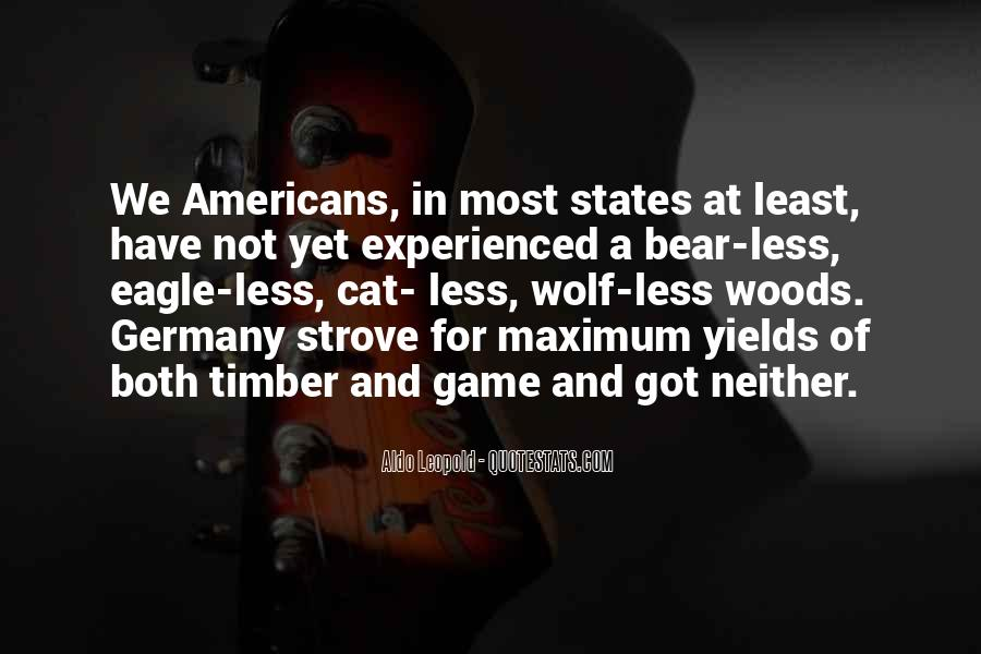 Timber'd Quotes #1593159