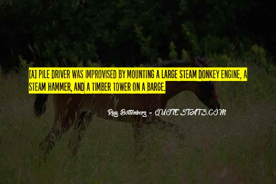 Timber'd Quotes #789972