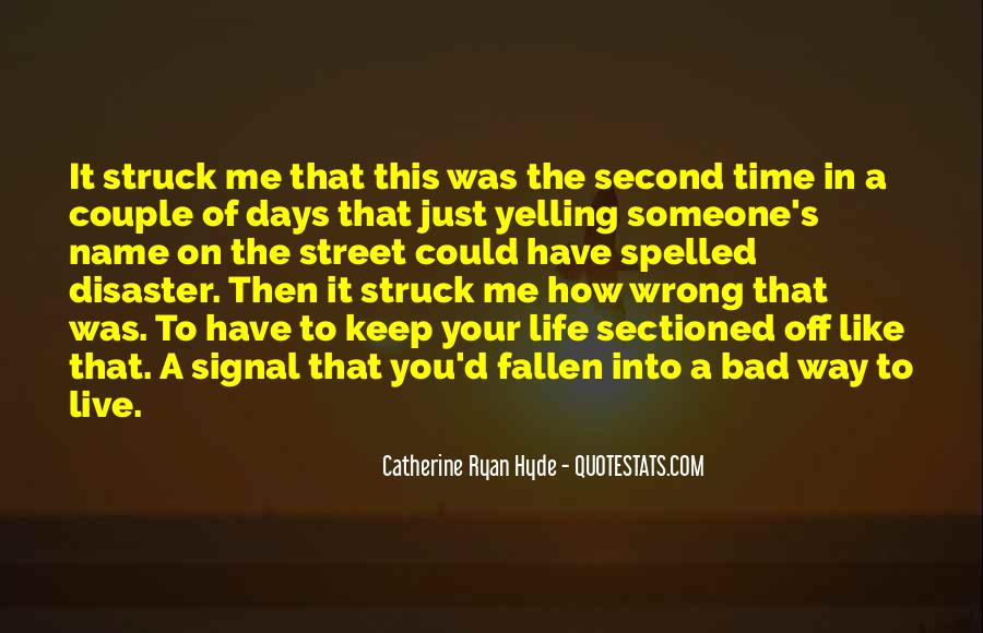 Quotes About Someone's Name #1304919