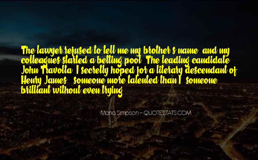 Quotes About Someone's Name #134349