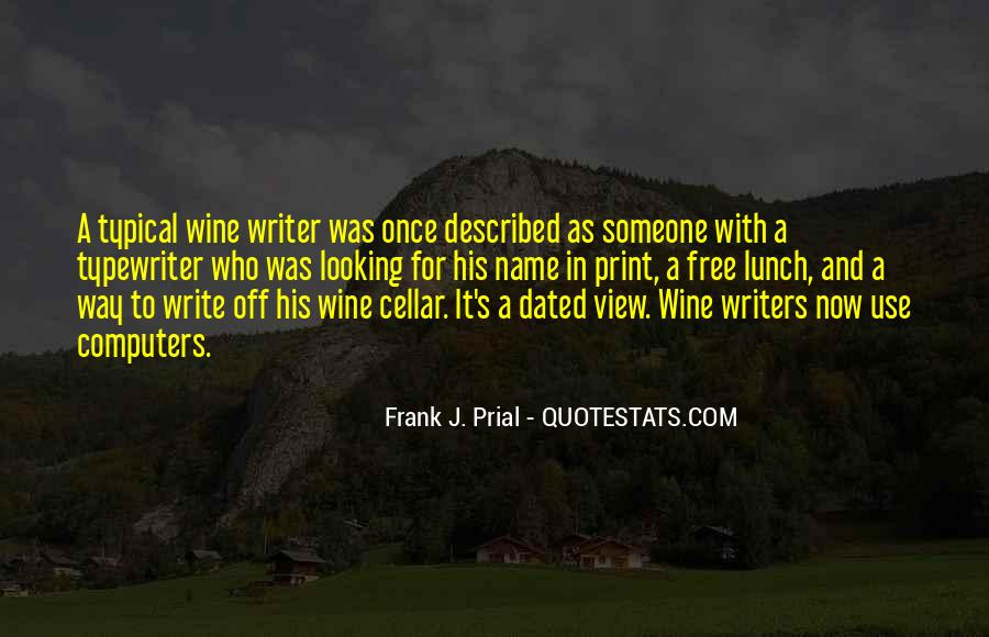 Quotes About Someone's Name #1577043