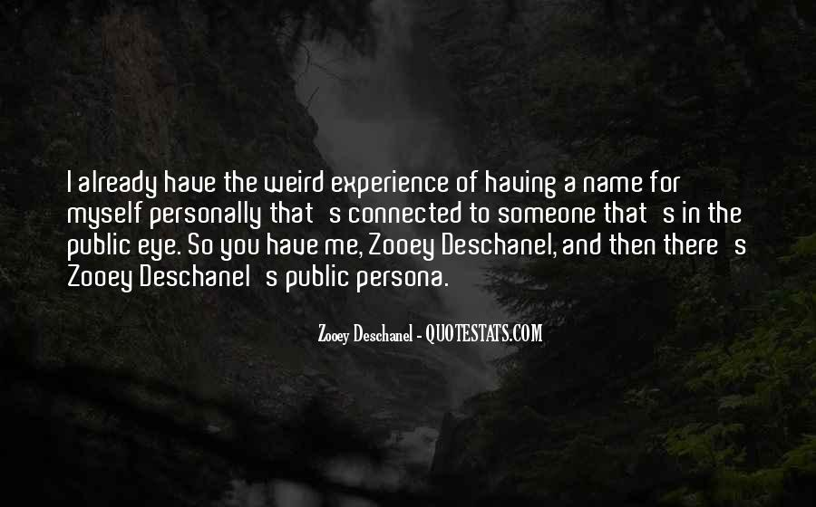 Quotes About Someone's Name #1675090