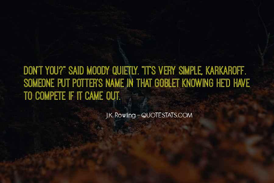 Quotes About Someone's Name #471015