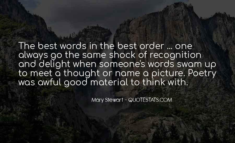 Quotes About Someone's Name #551544