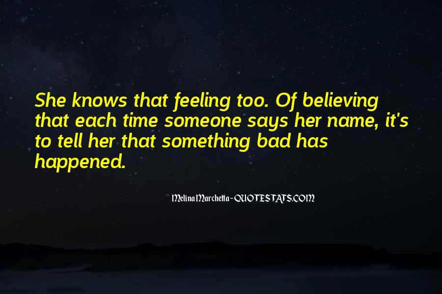 Quotes About Someone's Name #573607