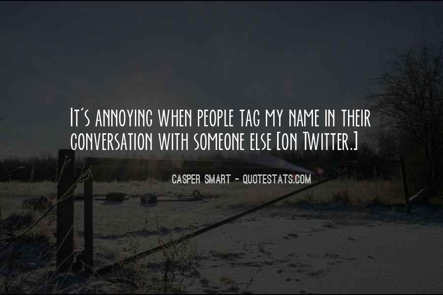 Quotes About Someone's Name #66772