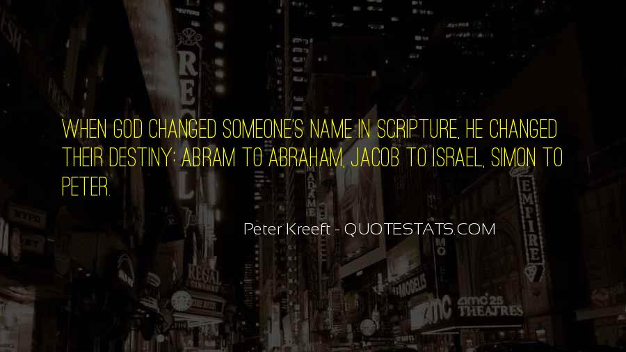 Quotes About Someone's Name #853487