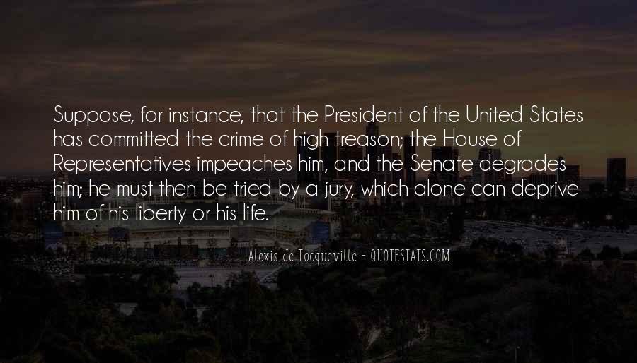 Tocqueville's Quotes #123410