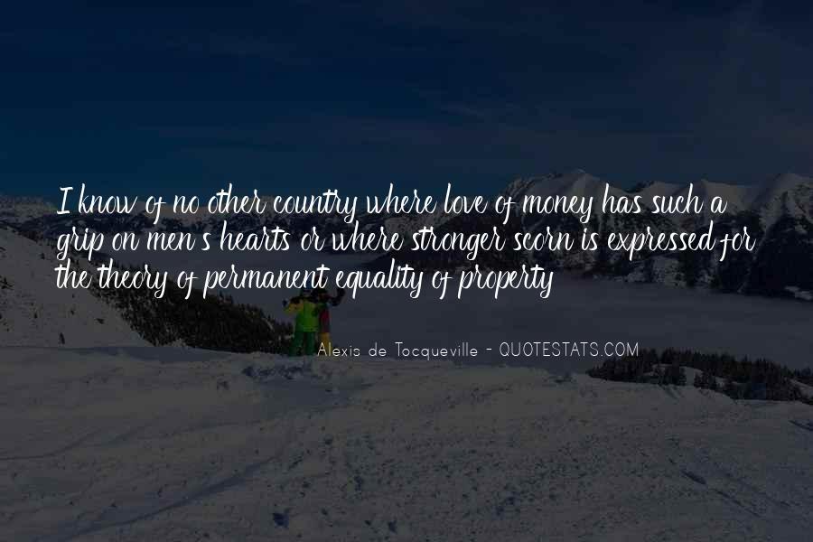 Tocqueville's Quotes #1327204