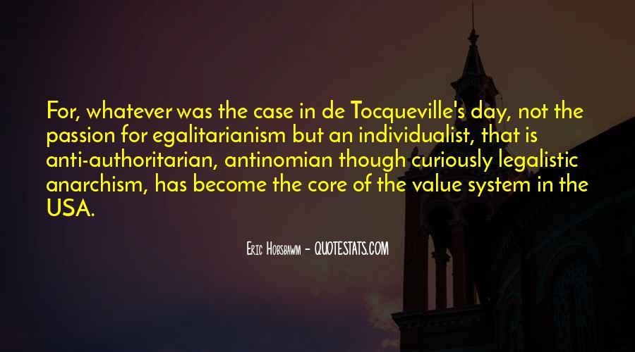 Tocqueville's Quotes #1457759