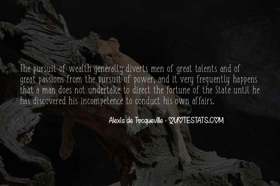 Tocqueville's Quotes #153938