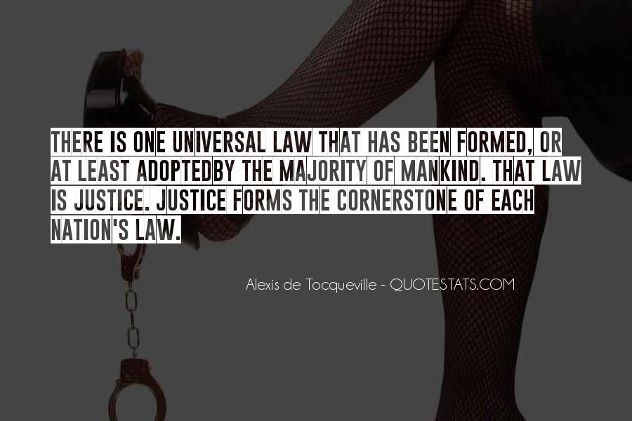 Tocqueville's Quotes #1653270