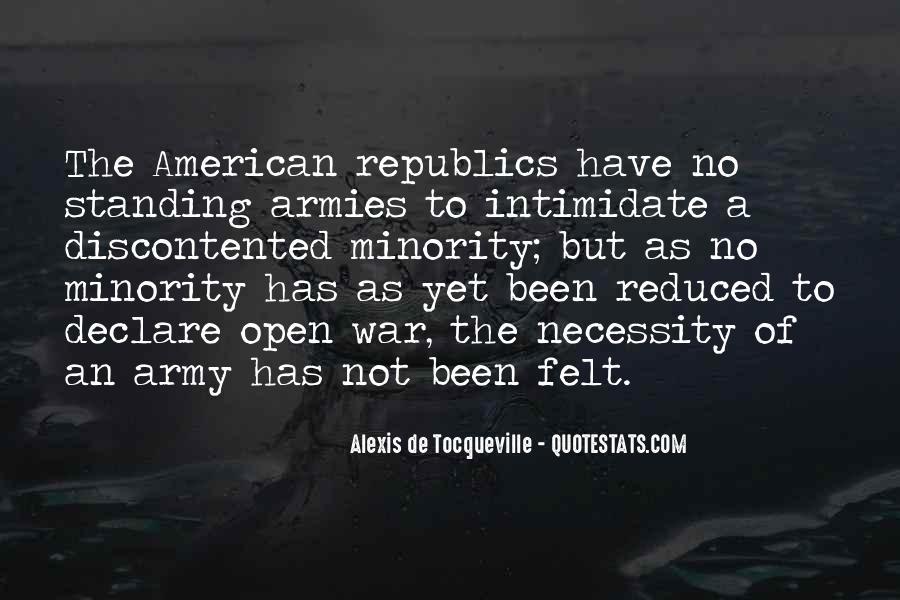 Tocqueville's Quotes #165514