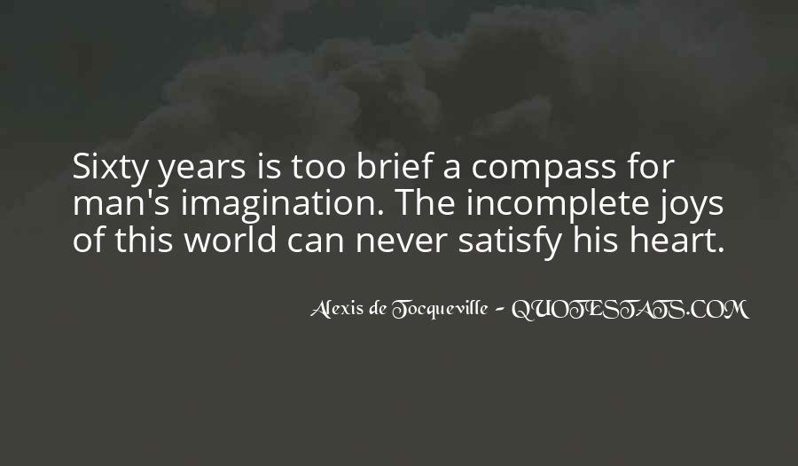 Tocqueville's Quotes #1656384