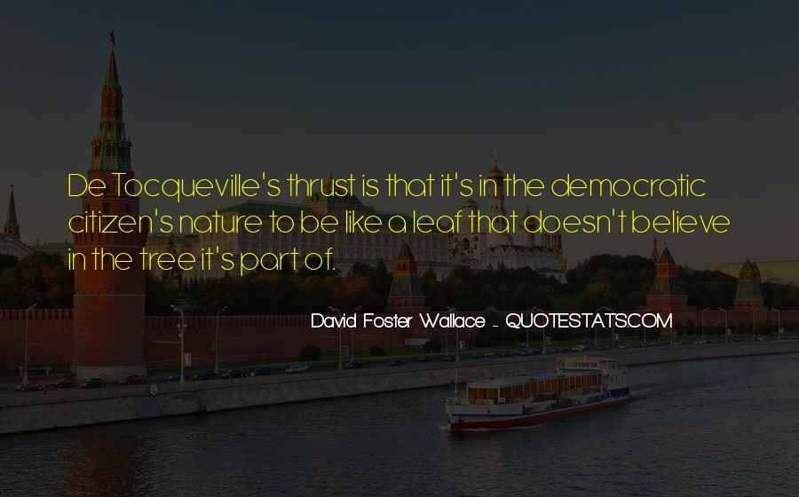 Tocqueville's Quotes #1683595