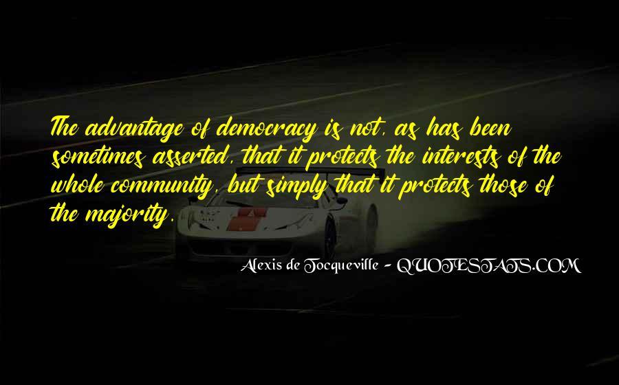 Tocqueville's Quotes #175175