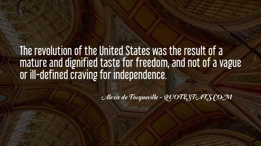 Tocqueville's Quotes #17938