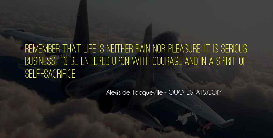 Tocqueville's Quotes #205791