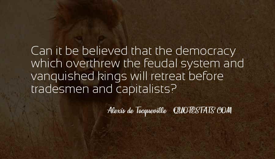 Tocqueville's Quotes #230808