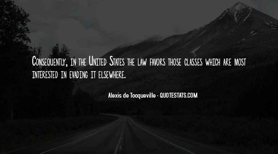 Tocqueville's Quotes #247536