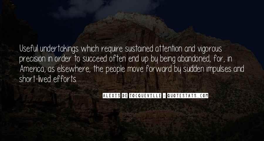 Tocqueville's Quotes #25676